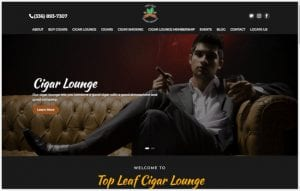 Top Leaf Cigar Lounge