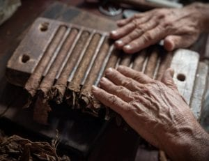 handcrafted cigars from countries that grow exceptional tobacco